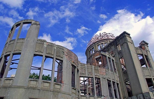 広島平和記念公園・原爆ドーム