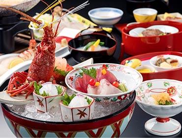 """日本料理 """"毬"""" まり"""