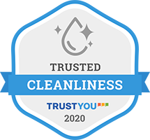 "The ""Trusted Cleanliness"" Badge has been awarded to this hotel. For more information click to visit TrustYou."